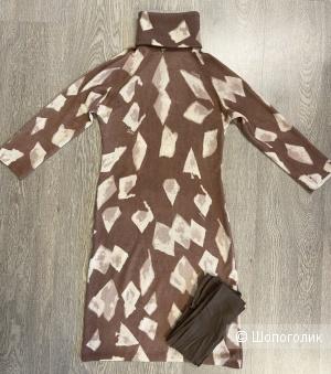 Платье sisley xs