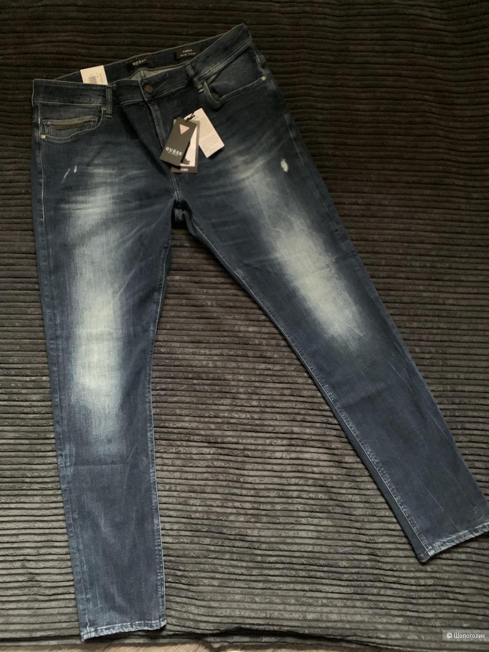 Джинсы мужские GUESS модель CHRIS размер 36/32
