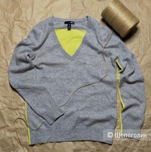 Кашемировый пуловер Aqua Cashmere размер XS/S/M/L