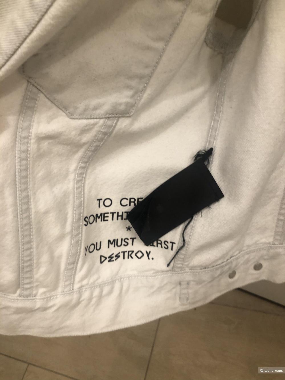 Куртка Unravel project. Размер 40it(42)