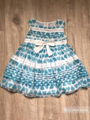 Платье Blumarine baby 24мес.