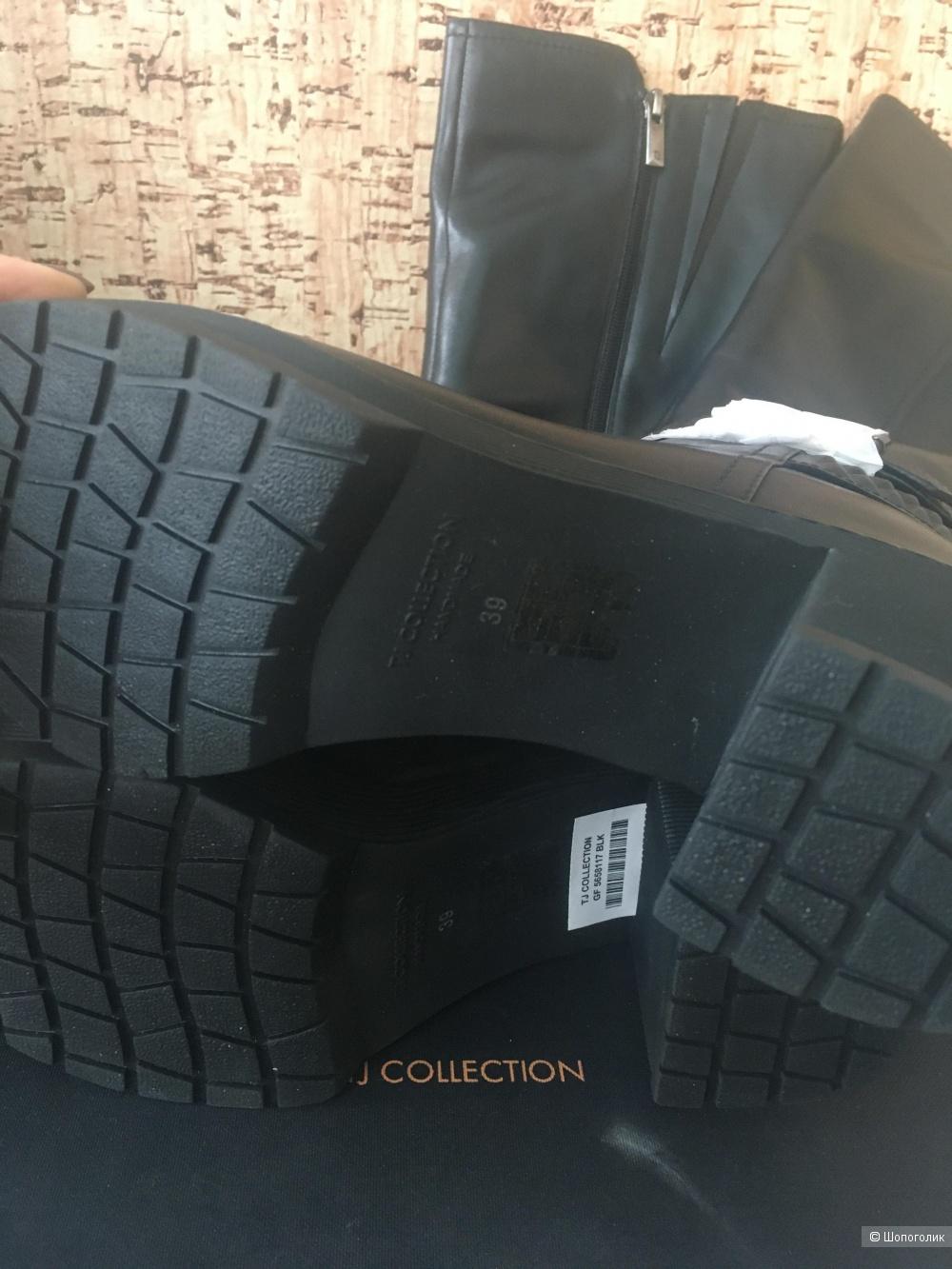 Сапоги tj collection, 39 р
