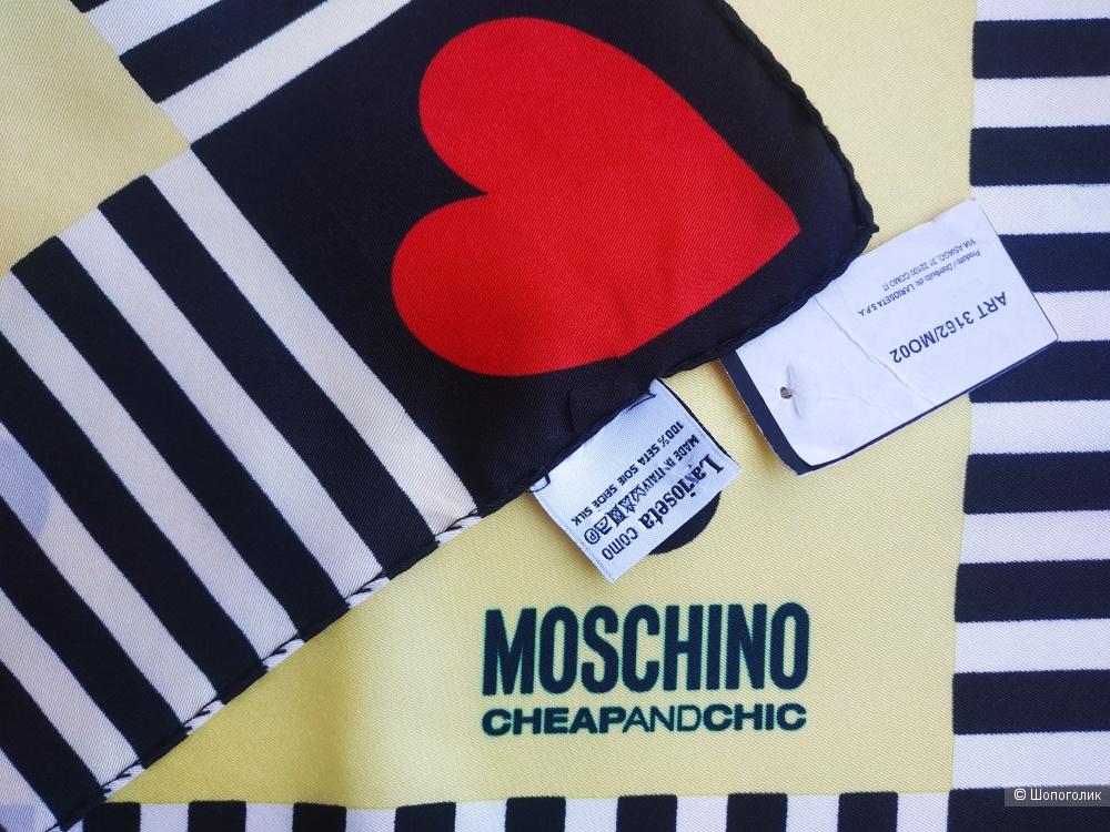 Платок Moschino cheap and chic one size