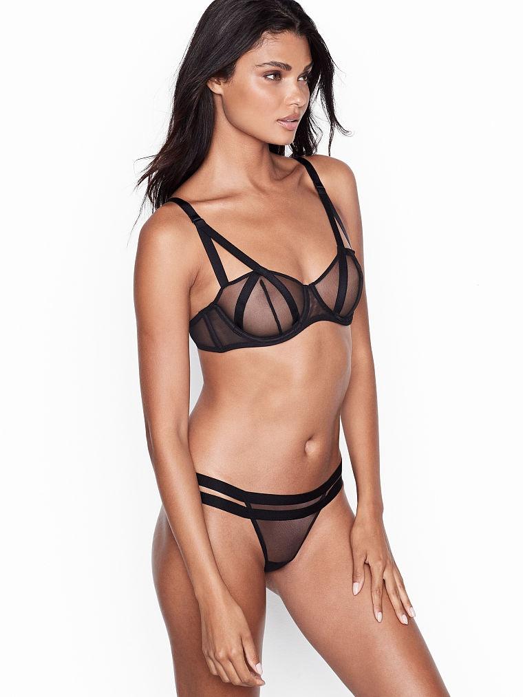Комплект белья Victoria's Secret 36C/XS (до 95 см)