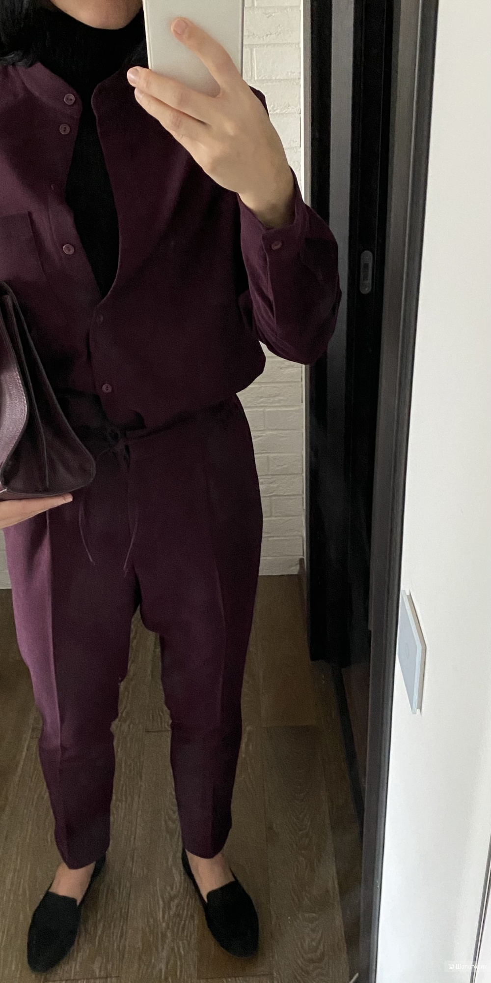 Костюм брюки рубашка рос бренда Emka 42 размер