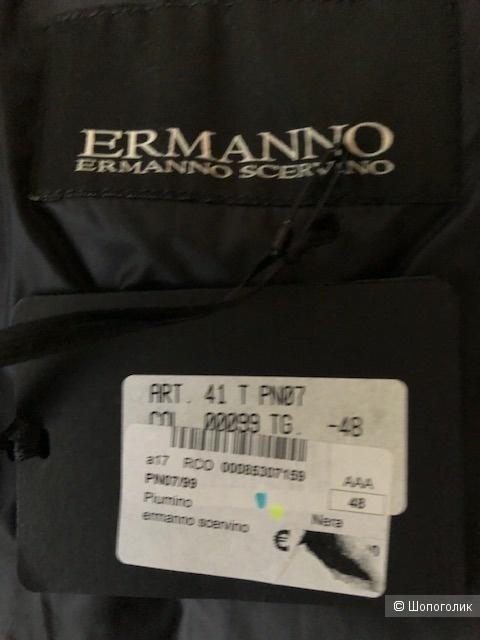 Пуховик ERMANNO DI ERMANNO SCERVINO,48IT