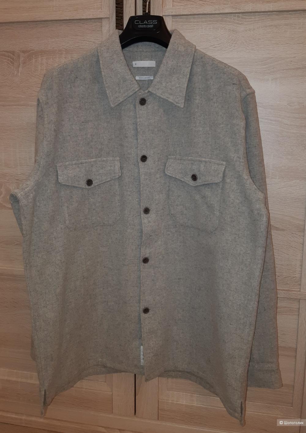 Куртка-рубашка arket, размер 46/48/50
