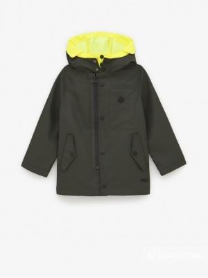 Куртка на ребёнка прорезиненная Zara 164 см