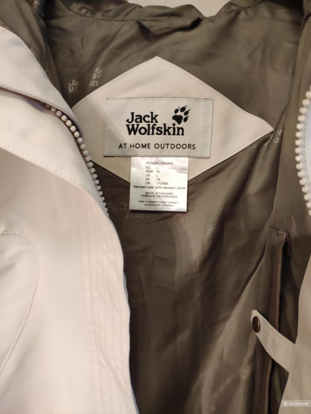 Плащ/куртка/ветровка  Jack Wolfskin L-раз.
