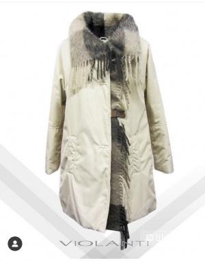 Пальто Violanti Италия 46 размер