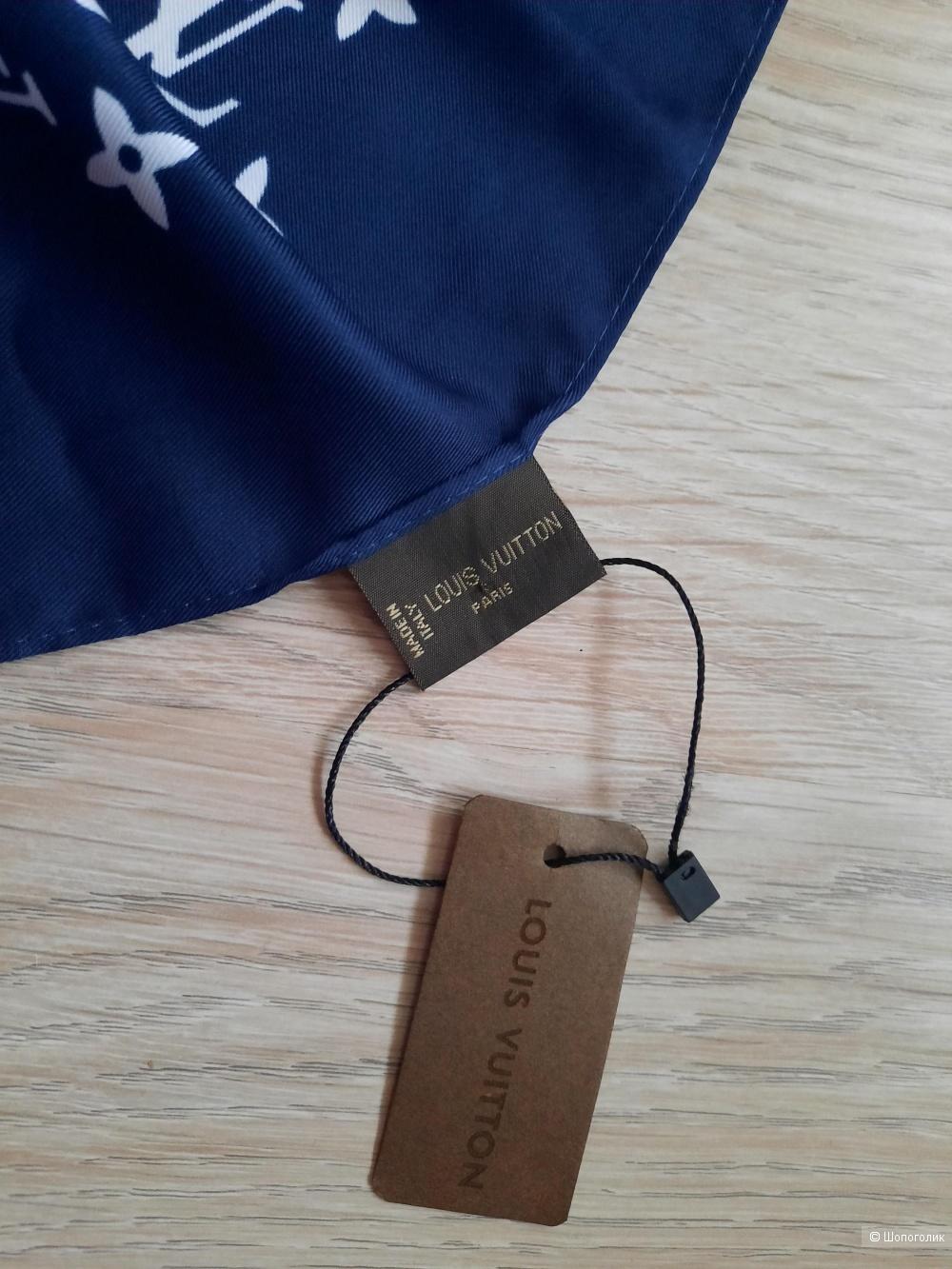 Шёлковый шарф Louis Vuitton