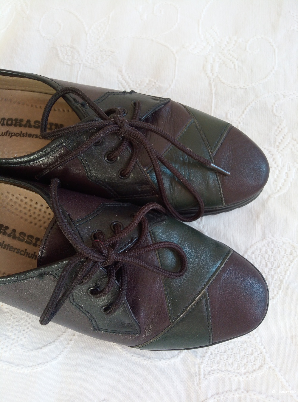 Женские туфли- Mokassin Jenny (Luftpolster) 39 размер