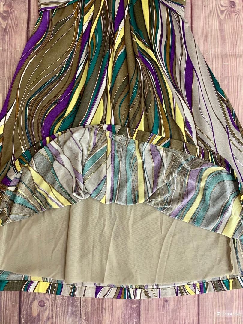 Платье из шёлка от Max Mara studio S/M