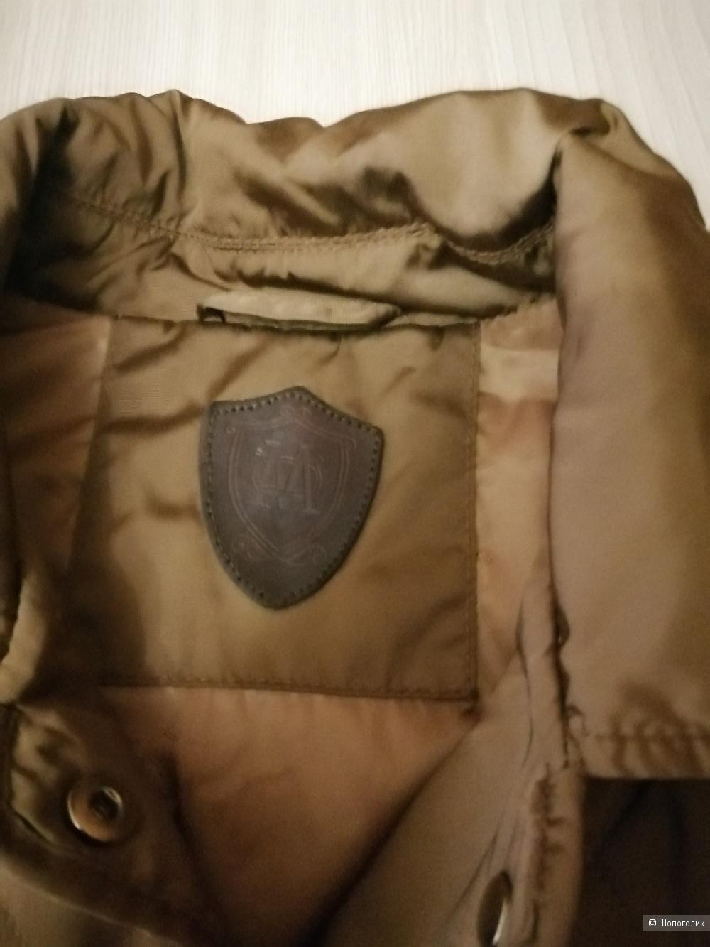 Лёгкая куртка, massimo dutti, s, m