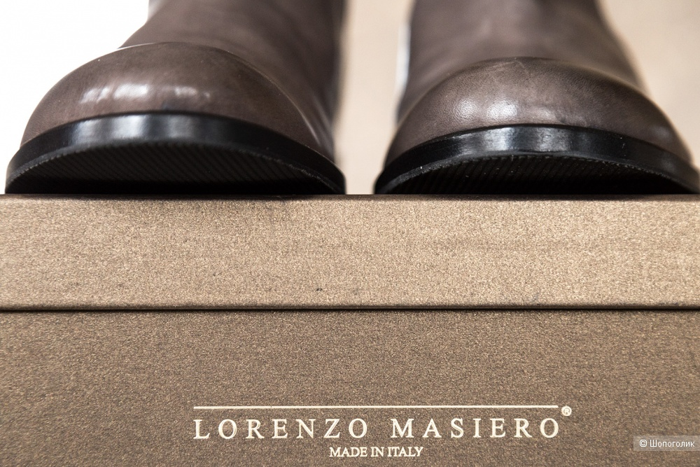 Сапоги Lorenzo Masiero, размер 41,5
