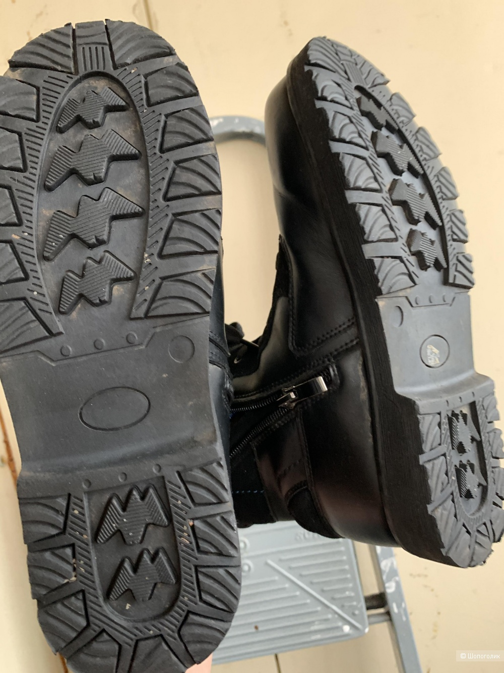 Ботинки orthoboom. 37 размер