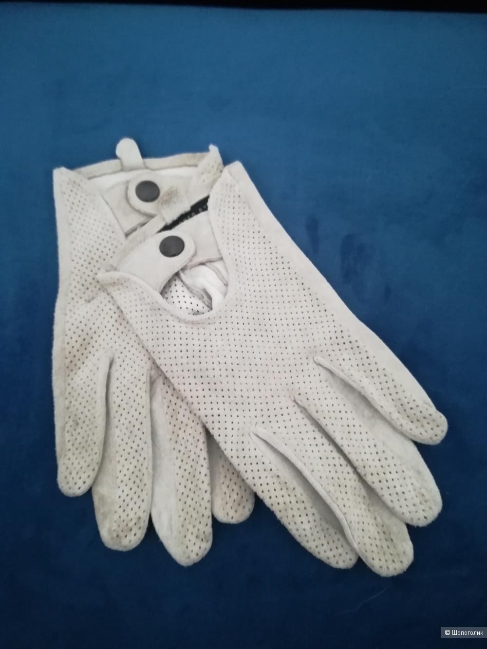 Перчатки fingerman,7,5