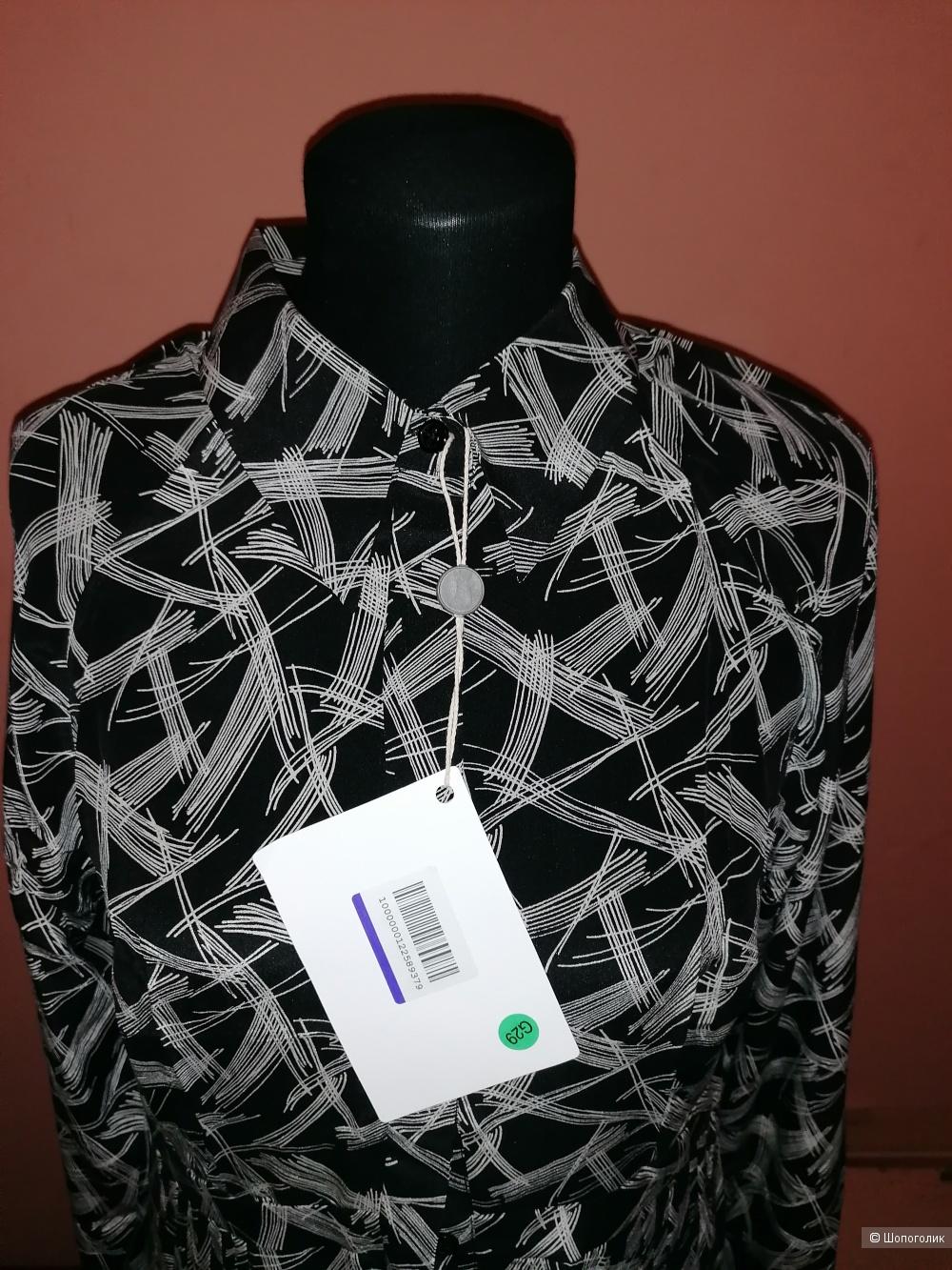 Шелковое платье Equipment размер XL