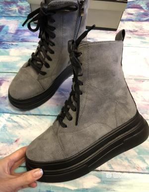 Женские ботинки Dino Albat р.36-41