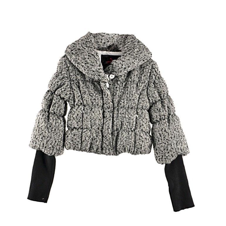 Куртка-пальто  Monnalisa, размер 10-12 лет