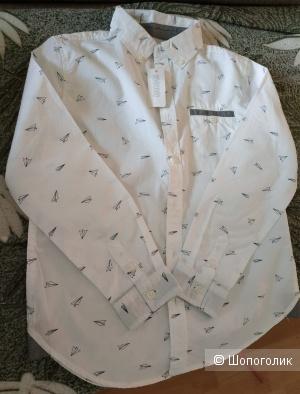 Рубашка Gymboree М/7-8