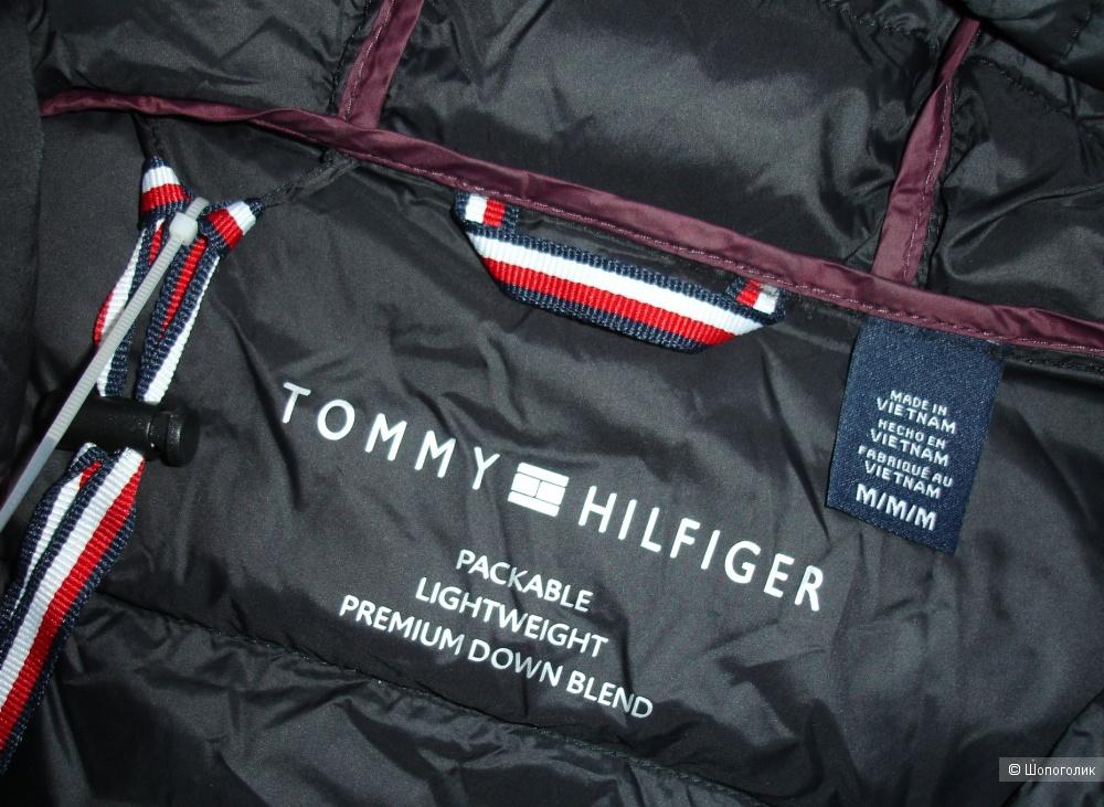 Лёгкий пуховик Tommy Hilfiger, размер М