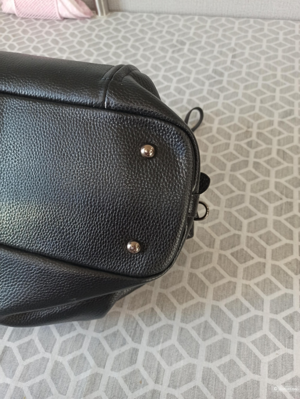 Кожаная сумка Тото one size