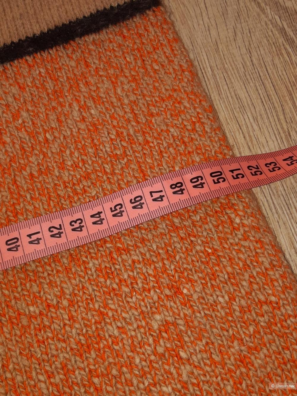 Шерстяное платье weekend maxmara, размер 46