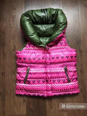 Дутый жилет Adidas размер М