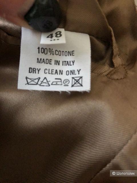 Пиджак I velluti pontoglio tailor&son,50-52
