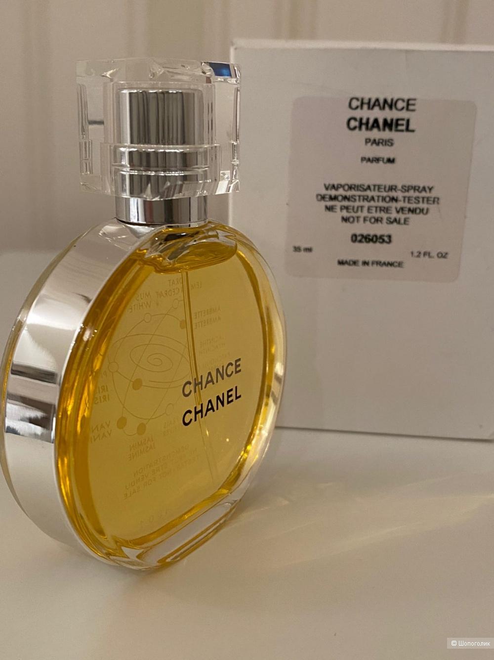 Chance Parfum Chanel , Chanel, 35 мл