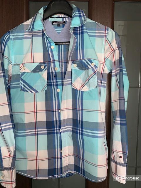 Рубашка, Tommy Hilfiger. 152