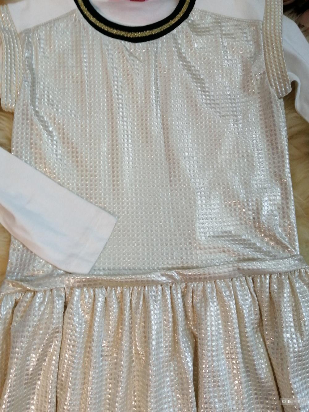 Платье OVS, Италия, размер 4-5лет(110см)