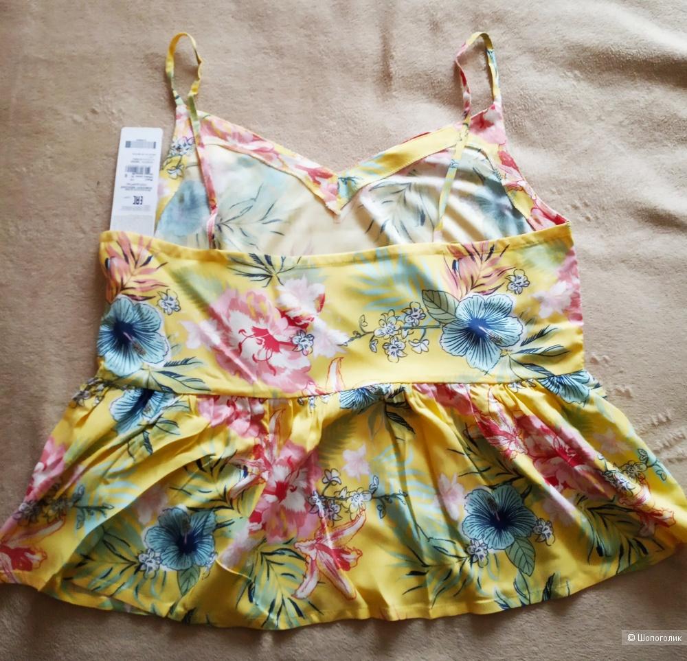 Пижамка или домашний комплект: топ и шорты р. 46-48