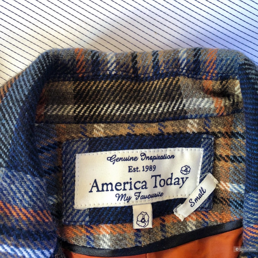 Пиджак от America today размер-XS,S