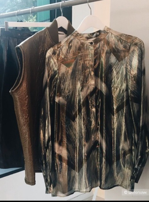 Блузка H&M studio размер 46/48