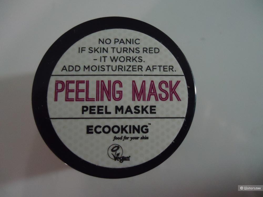 Пилинг-маска Ecooking 15ml