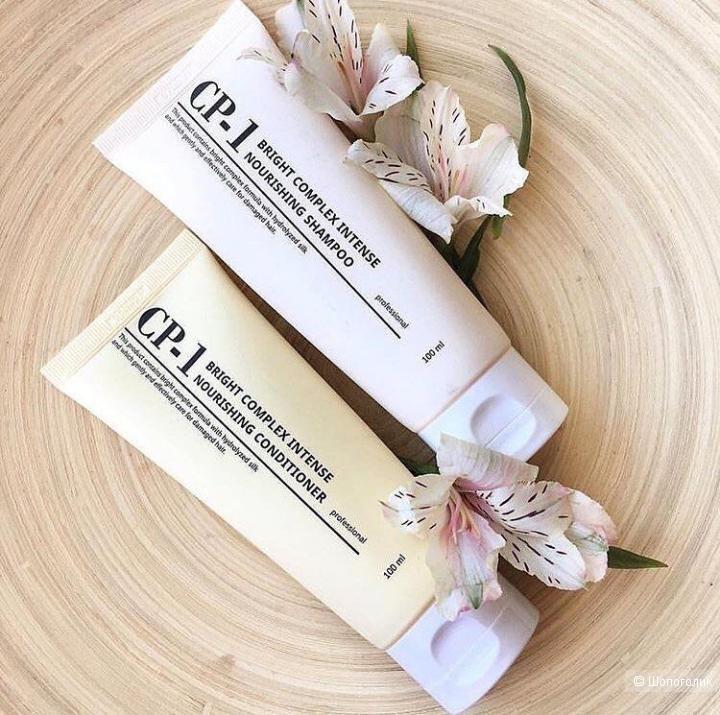 CP-1 Bright Complex Intense Nourishing Conditioner - кондиционер с протеинами и коллагеном для интенсивного питания волос