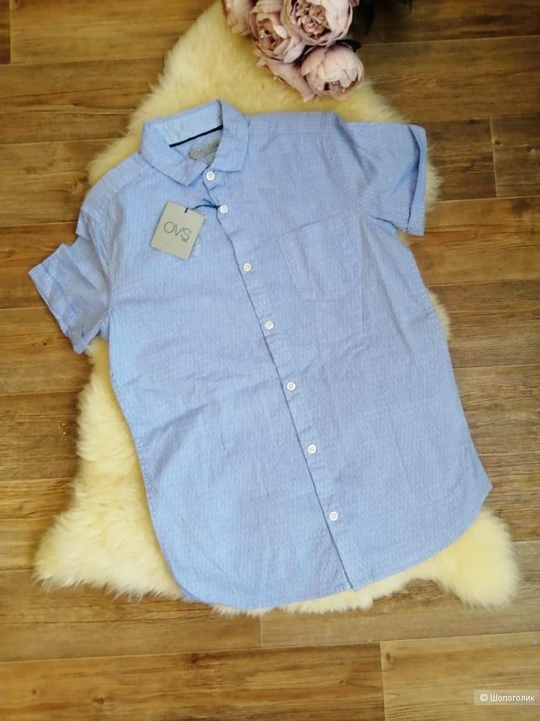 Рубашка OVS, Италия, размер 12-13 лет(158)