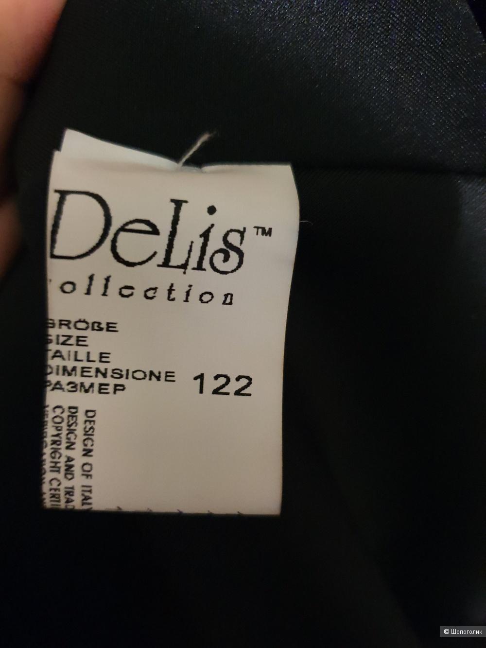 Праздничное платье Delis для девочки 122 -128 см.