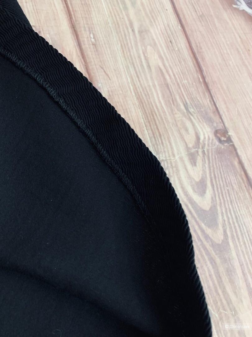 Чёрное платье от Maje S