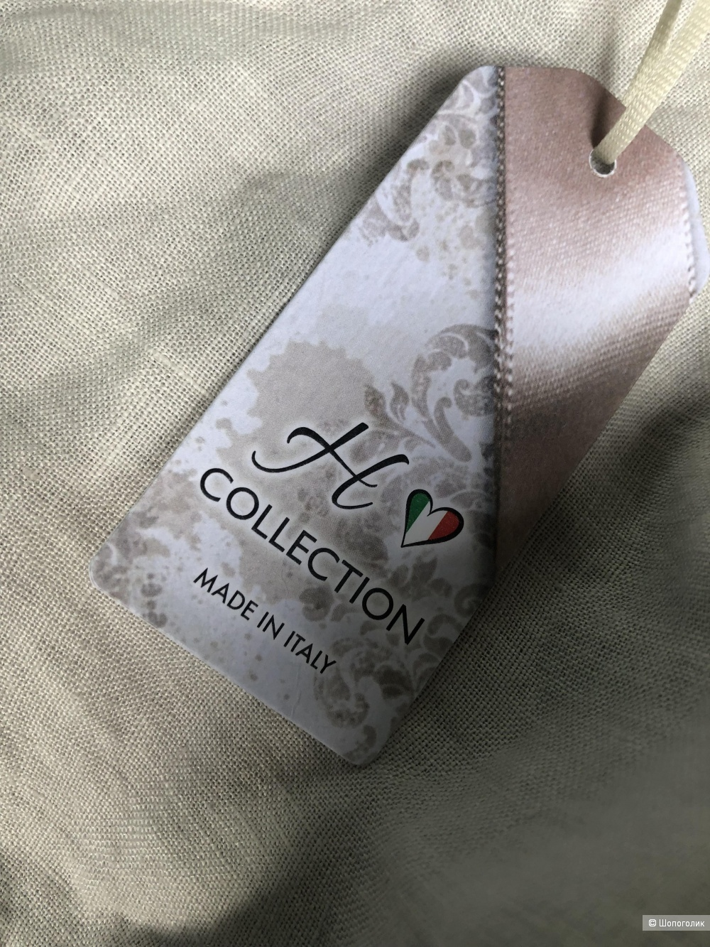 Платье сарафан лен ITALY COLLECTION, 44-54