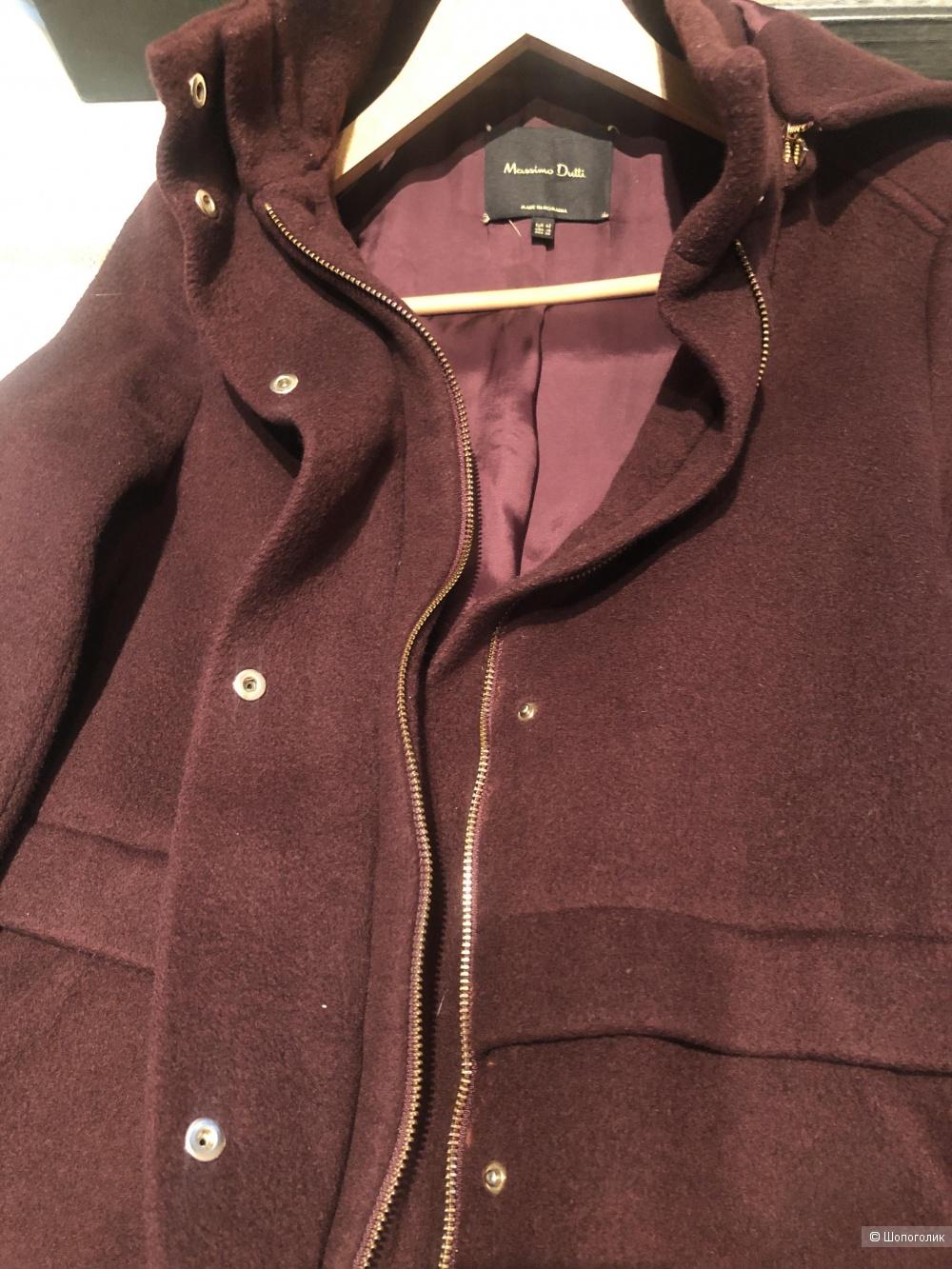 Пальто Massimo Dutti 42