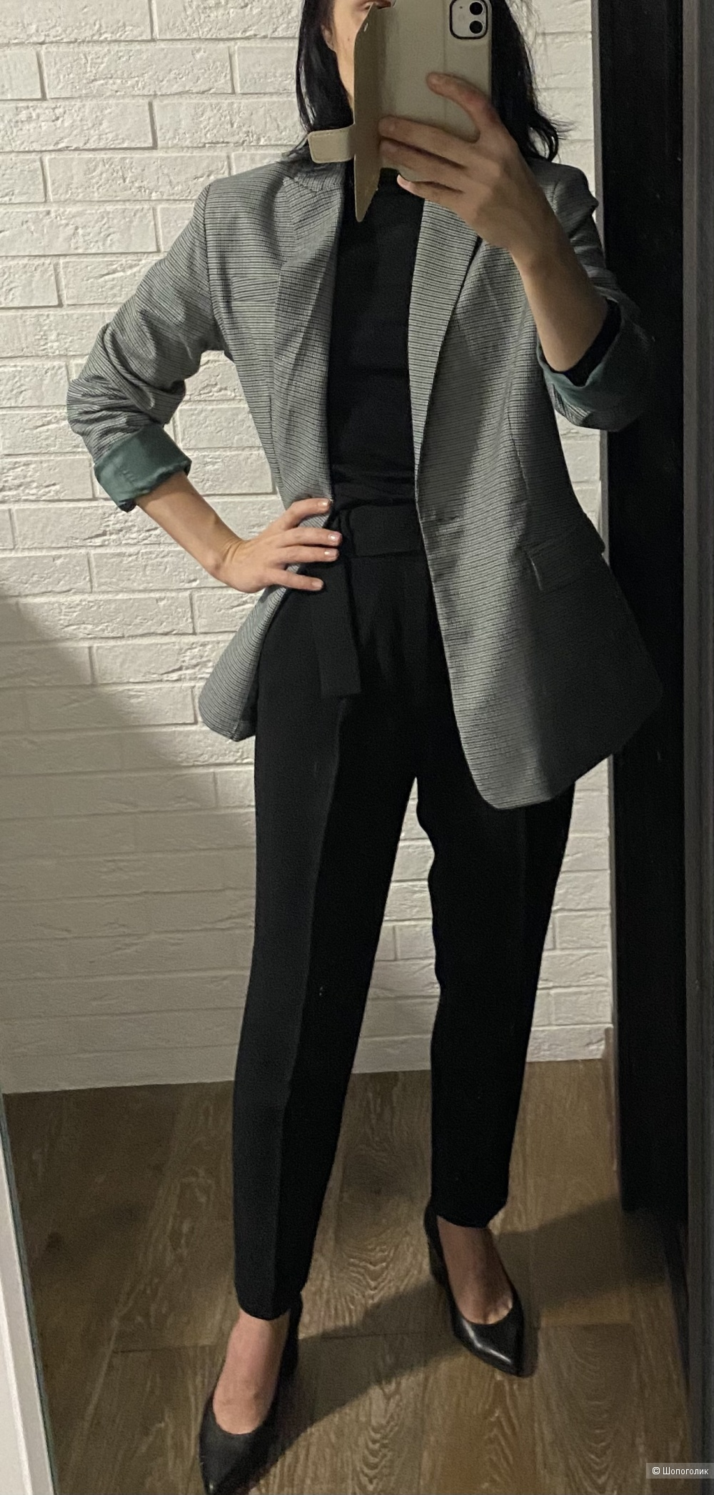 Пиджак блейзер toptop 42-44