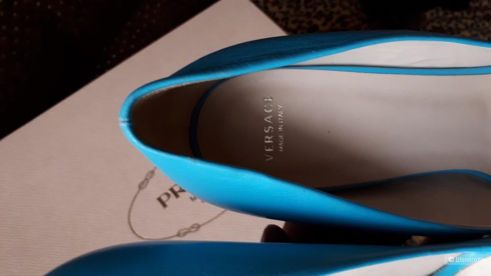 Туфли Versace 38 р-р
