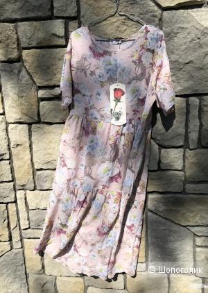 Платье STELLA MILANI , provence italy 2шт, 46-54