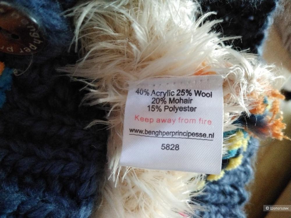 Детский теплый кардиган Bengh per Principesse. Размер: 135/140.