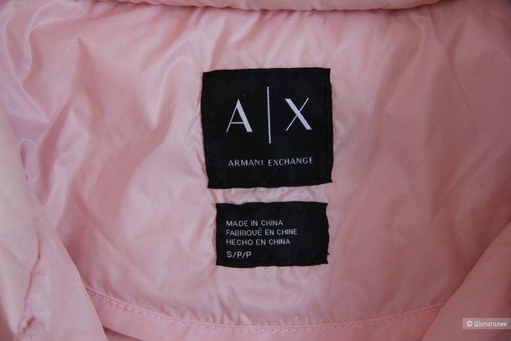 Пуховик Armani Exchange размер 42-44(S)