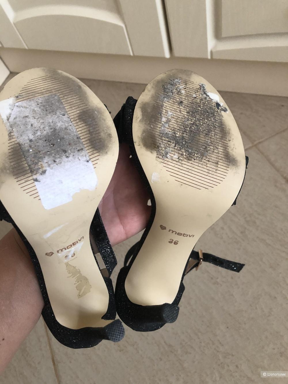 Босоножки туфли Motivi
