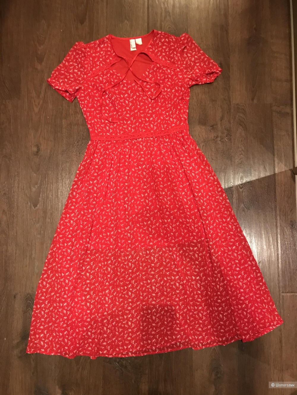 Платье hm 38 размер
